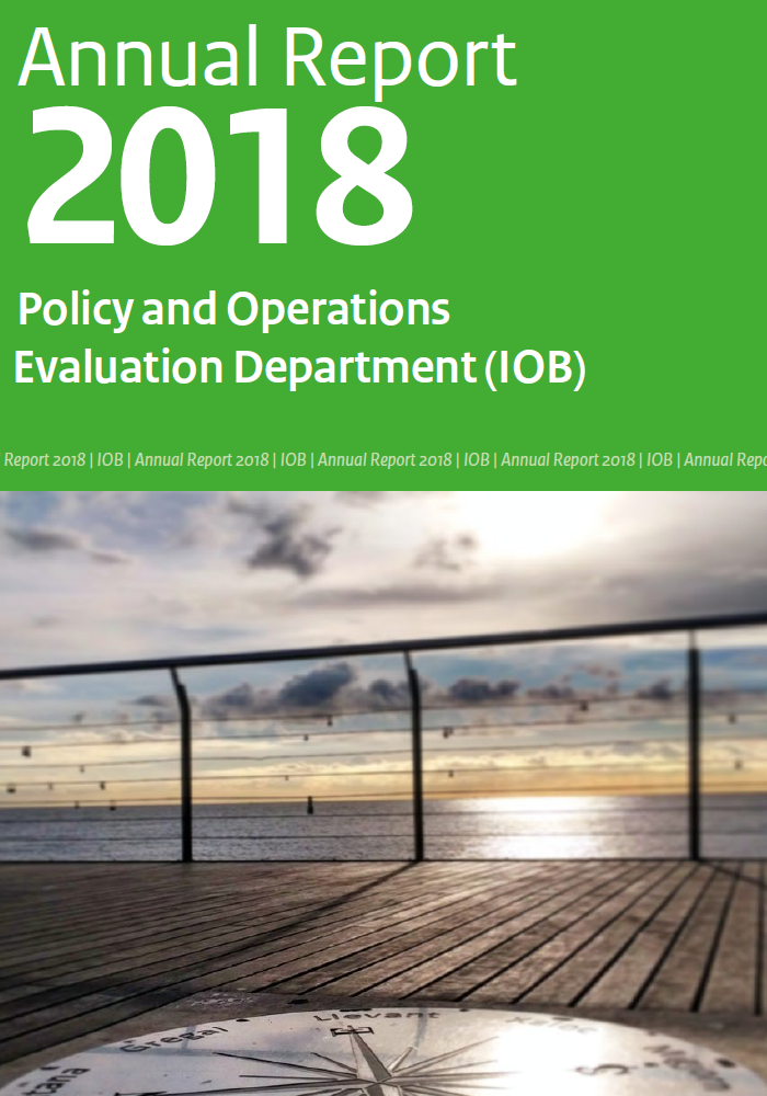 IOB Annual Report 2018
